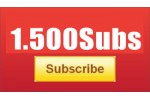 1500 Youtube Subscribers