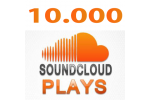 10.000 SoundCloud Plays