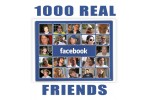 1000 Facebook Friends