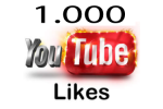 1000 YouTube Video Likes