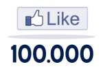 100.000 Facebook Likes For Website / Blog