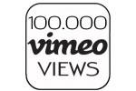100.000 Vimeo Views