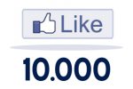 10.000 Facebook Likes For Website / Blog