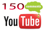 150 YouTube Video Comments