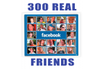 300 Facebook Friends