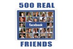 500 Facebook Friends